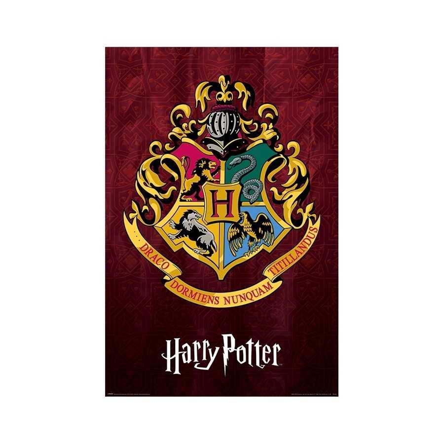 Harry Potter - Poster Geschenke, Weihnachten, Geburtstag