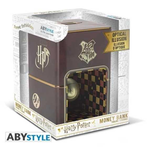 Tirelire - Vif d'or - Harry Potter