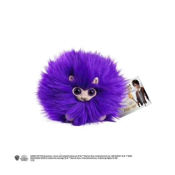 Petite peluche Boursouflet Violette - Harry Potter