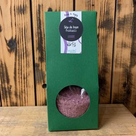 Badesalz mit Lavendelsduft - Kokym