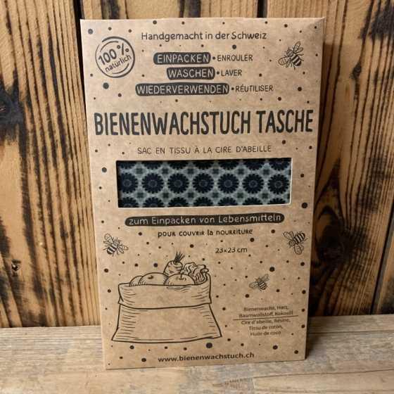 Tissu en cire d'abeille - Starterset, produits naturels, zéro déchets, artisanat, fribourg, suisse