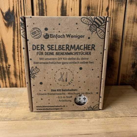 Bricolage - Diy Tissu de cire d'abeille, produits naturels, zéro déchets, artisanat, fribourg, suisse
