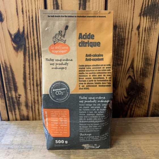 Acide Citrique 500 gr