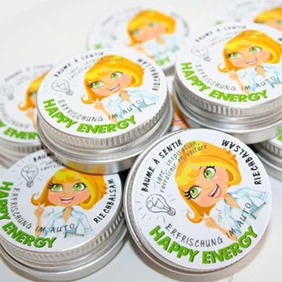 Dufties - HAPPY Energie