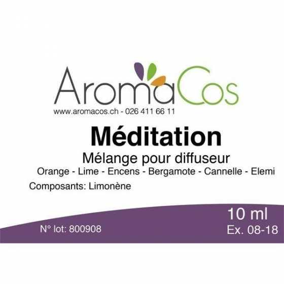 Meditation-Duftmischung zur...