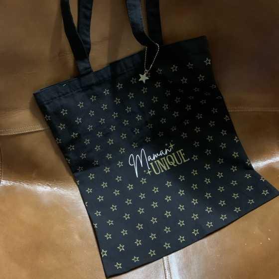 TOTE BAG MAMAN UNIQUE Boutique,  cadeaux, produits naturels, artisanat,  Harry Potter, Star Wars, Fribourg, Suisse, en ligne