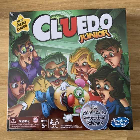 Cluedo Junior Français