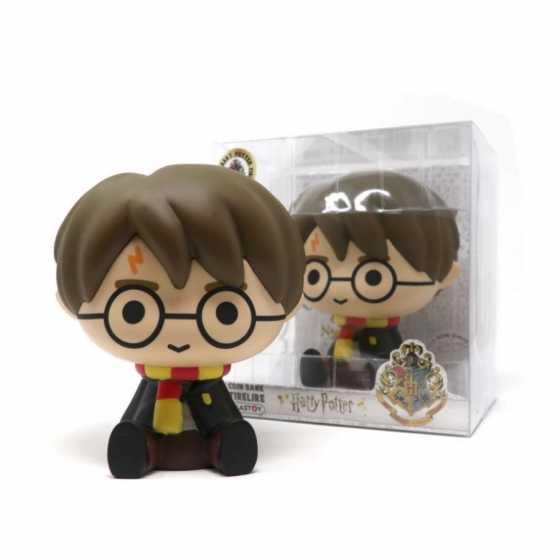 Tirelire Chibi - Harry Potter