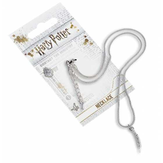 Feder-Halskette - Harry Potter