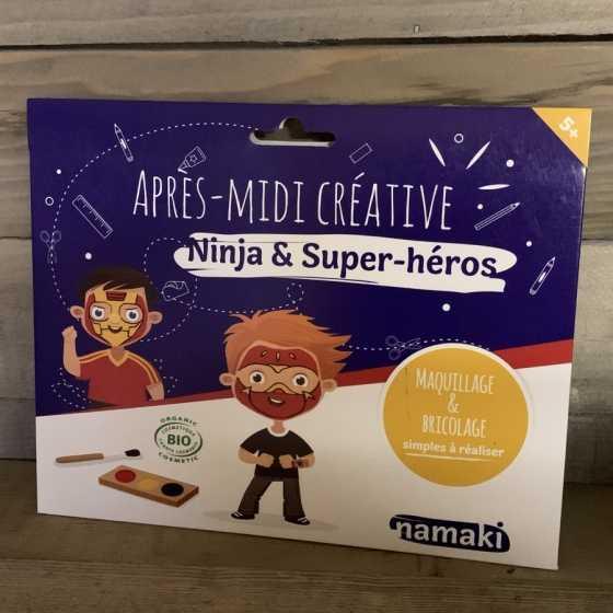 Ninja & Superhelden Kreative Nachmittags-Tasche