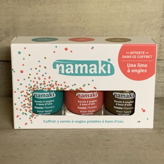 peelbarer Nagellack, Namaki, Naturprodukte, Kosmetik, Kinder, Shop, Fribourg, Schweiz