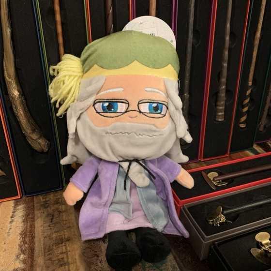 Peluche Dumbledore - Harry Potter