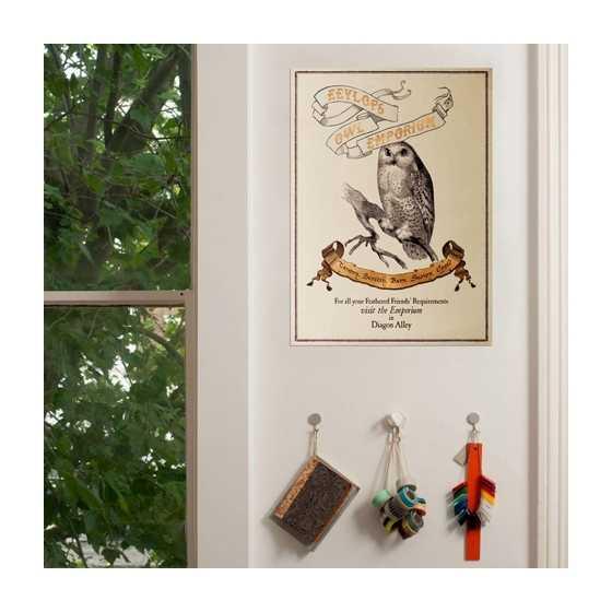 Poster - Eeylops Owl Emporium - Harry Potter