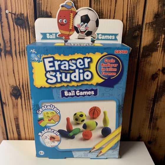 Eraser Studio - Ball Games