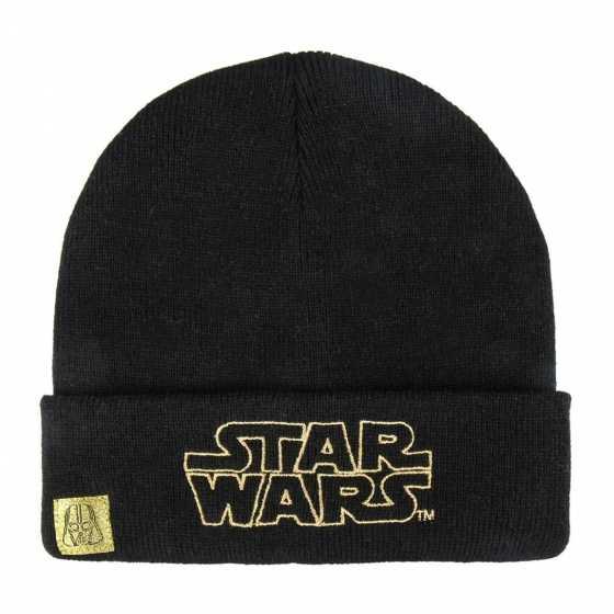 Bonnet Star Wars, noir, idée cadeau, anniversaire, enfant, Noël, Boutique, Fribourg, Suisse