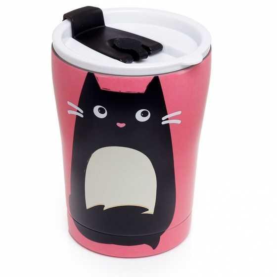 Tasse Thermique Feline Fine