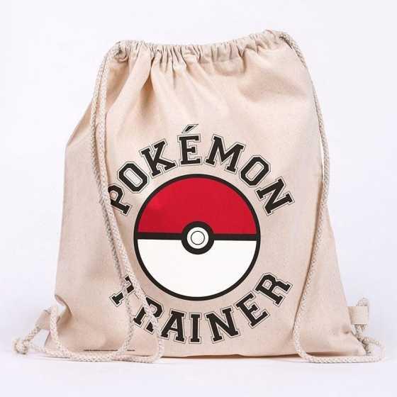 Pokémon Canvas Tasche Trainer