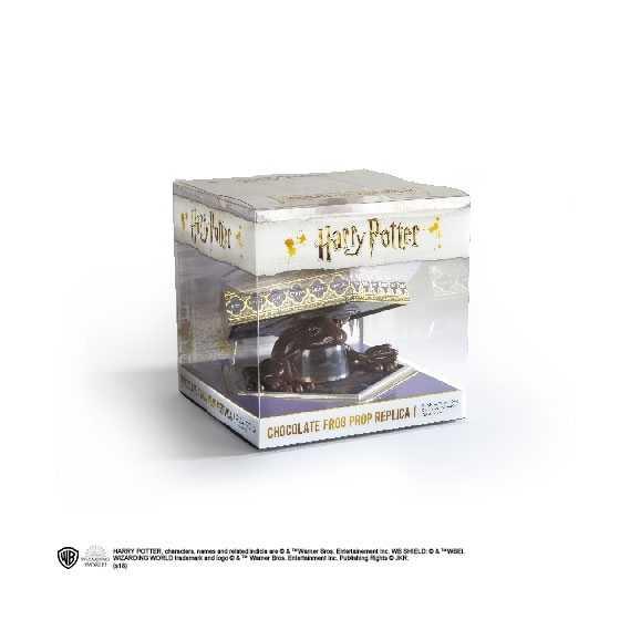 Replikat - Schokofrosch - Harry Potter