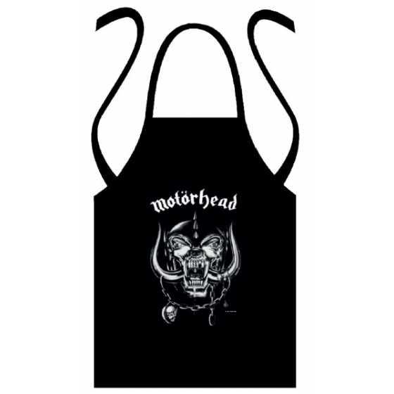 Motörhead Tablier Logo