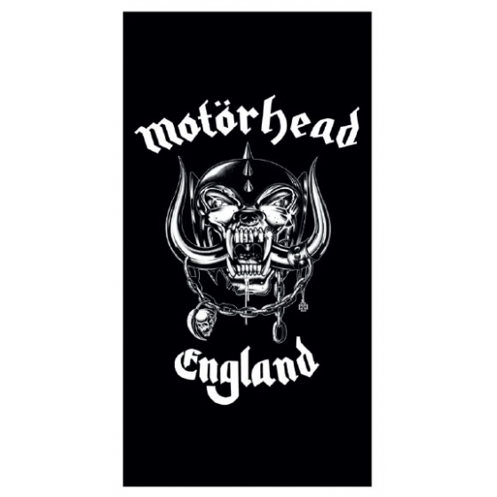 Motörhead Badetuch Logo