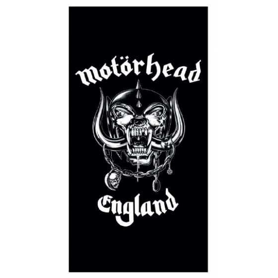 Motörhead serviette de bain Logo