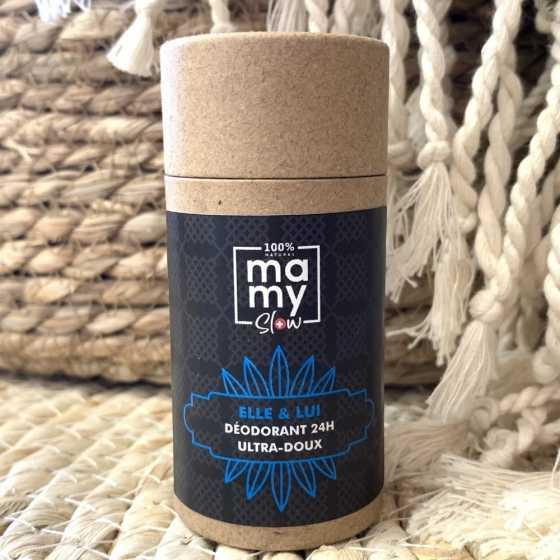Mamyslow, Deodorant, veganes Produkt, biologische Schweizer handwerkliche Kosmetik