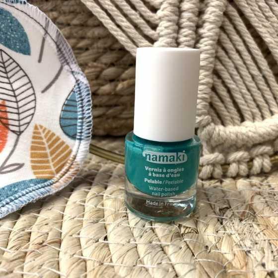 Vernis à ongles pelable, Namaki, produits naturels, cosmétiques, enfants, Boutique, Fribourg, Suisse