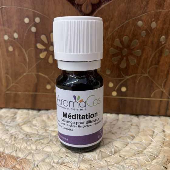 Mélange Méditation pour la diffusion