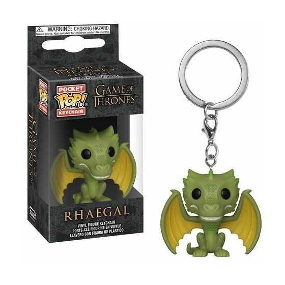 POP Rhaegal - Game of Thrones - Pocket POP Keychain