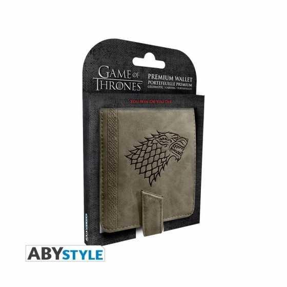 Geldbörse Premium - Stark - Game of Thrones