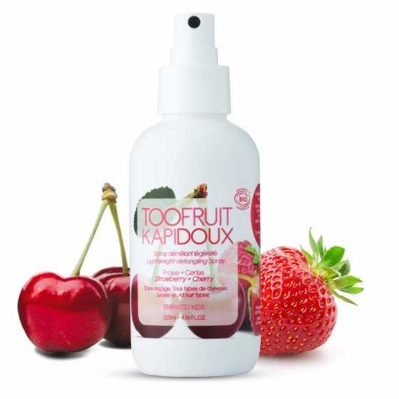 Kapidoux Spray Démêlant - Toofruit