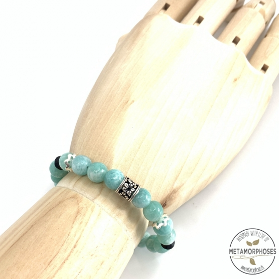 Bracelet Amazonite Russe