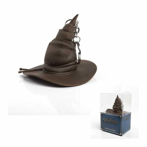 PORTE-CLÉS CHOIXPEAU MAGIQUE & SONORE 3D - HARRY POTTER