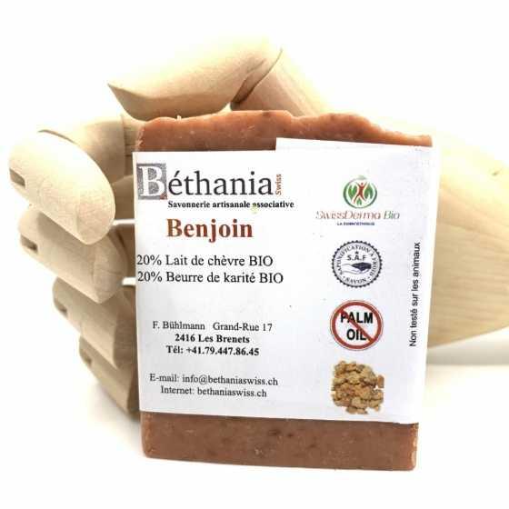 BETHANIA Benzoe Seife