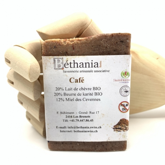BETHANIA Kaffeeseife