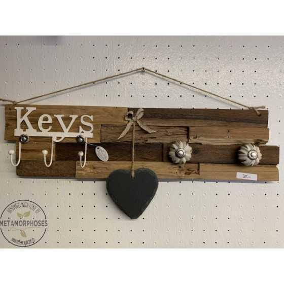 """Kleiderhaken """"Keys"""""""