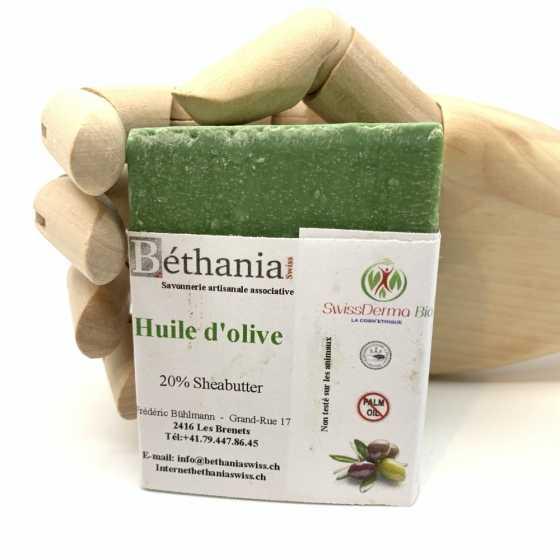 BETHANIA Olivenölseife