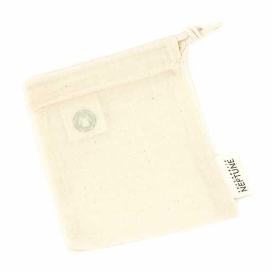 Pochette en coton bio