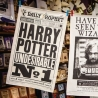 Torchon - The Daily Prophet - Harry Potter Undesirable No. 1
