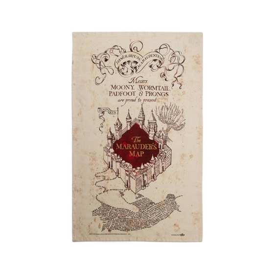Torchon - The Marauder's Map