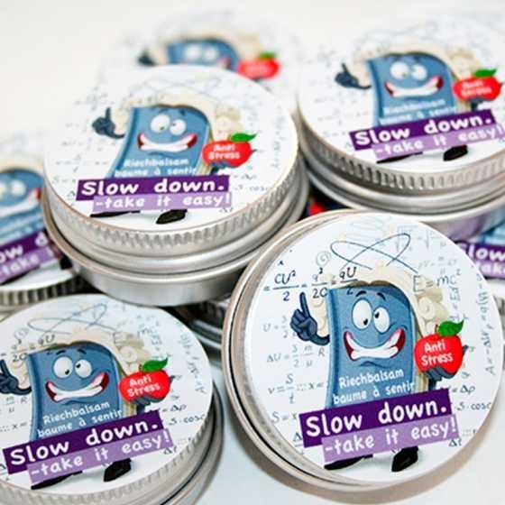 Dufties - Happy Slowdown take it easy!