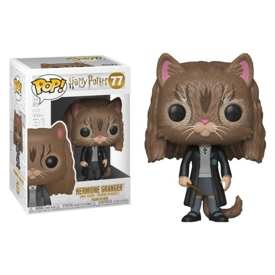 HERMIONE AS CAT - HARRY POTTER (77) - POP MOVIE