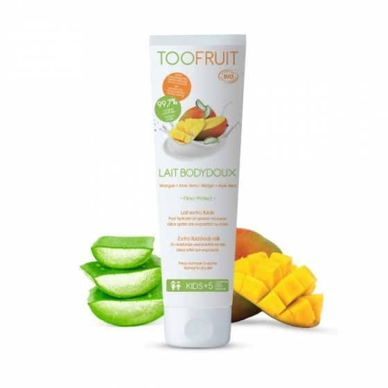 Lait Bodydoux - Mangue-aloe vera - 150 ml - Toofruit