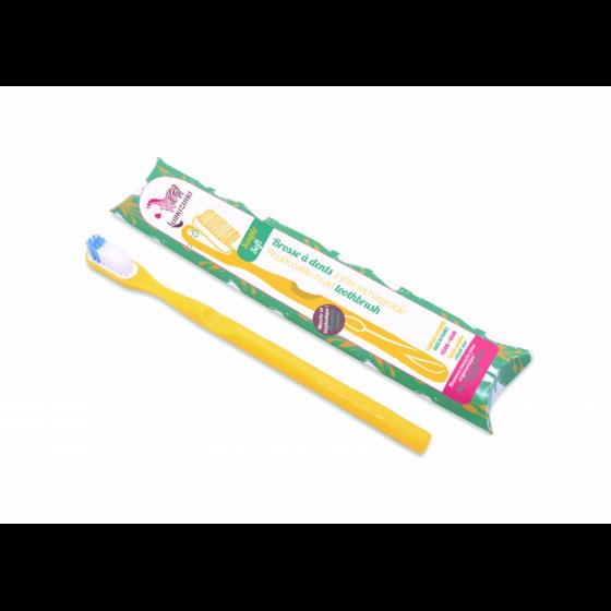 Brosse à dents rechargeable - Souple - Lamazuna