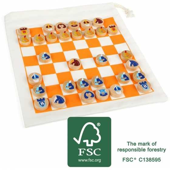 Schach Reisespiel