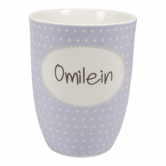 """Mug en porcelaine """"Omilein"""""""