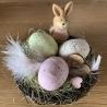 Petit Arrangement de nid de pâques