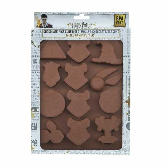 Moule à chocolat/glaçon Harry Potter- Mix