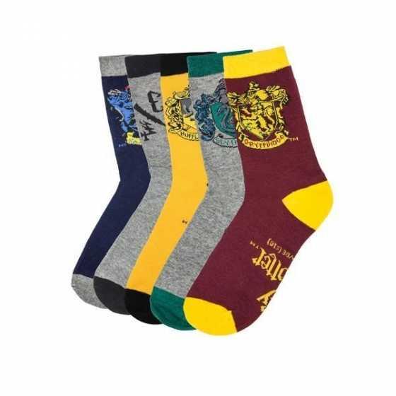 Lot de 5 paires de chaussettes taille Unique - Du 37 au 46