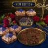 Moule à Chocogrenouilles + 6 cartes magiques + 6 boîtes Chocogrenouille